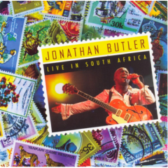 Jonathan Butler - Best Of Jonathan Butler - Live In South Africa (CD)