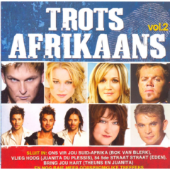 Trots Afrikaans - Vol.2 - Various Artists (CD)
