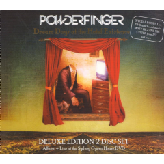 Powderfinger - Dream Days At The Hotel Existence (CD + DVD)
