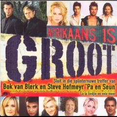 Afrikaans Is Groot - Various Artists (CD)