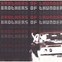 Brothers Of Thunder - Brothers Of Thunder (CD)