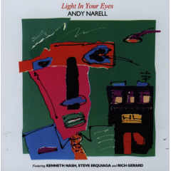Andy Narell - Light In Your Eyes (CD)
