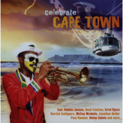 Celebrate Cape Town - Various Artists (CD)