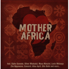 Mother Africa - Various Artists (CD)