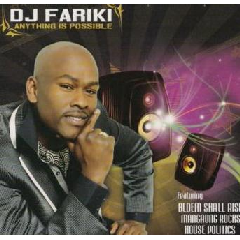 Dj Fariki - Anything Is Possible (CD)