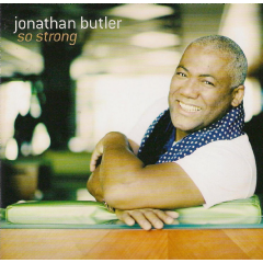 Jonathan Butler - So Strong (CD)