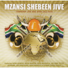 Vqrious - Mzansi Shebeen Jive (CD)