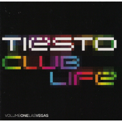 Tiesto - Club Life - Vol.1 - Las Vegas (CD)