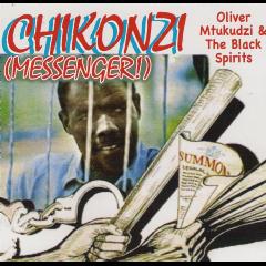 Olver Mtukudzi - Chikonzi (messenger) (CD)