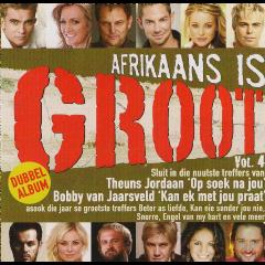 Afrikaans Is Groot - Vol.4 - Various Artists (CD)