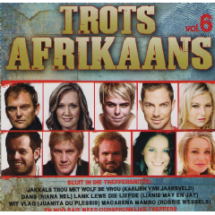 Trots Afrikaans - Vol.6 - Various Artists (CD)