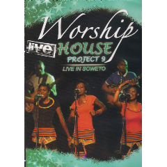 Worship House - Project 9 - Live In Soweto (DVD)