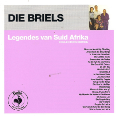 Die Briels - Legendes Van Suid Afrika (CD)