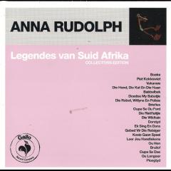 Rudloph, Anna - Legendes Van Suid Afrika (CD)