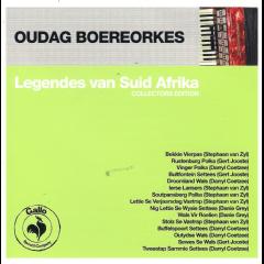 Oudag Boereorkes - Legendes Van Suid Afrika (CD)