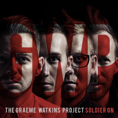 The Graeme Watkins Project - Soldier On (CD)