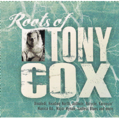 Cox, Tony - Roots Of Tony Cox (CD)
