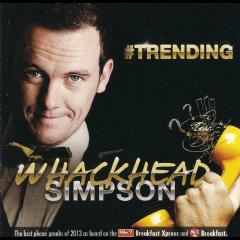 Simspon, Whackhead - #Trending (CD)