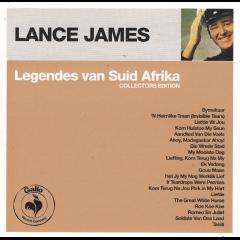 James, Lance - Legendes Van S.A. (CD)