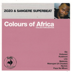 Zozo & Sangere Superbeat - Colours Of Africa (CD)