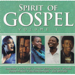 Spirit Of Gospel - Vol.1 - Various Artists (CD)