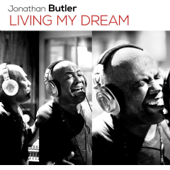 Jonathan Butler - Living My Dream (CD)