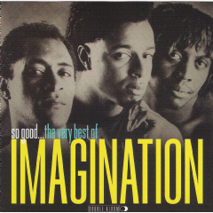 Imagination - So Good - The Very Best Of Imagination (CD)