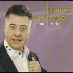 Van Tonder, Hannes - Somer Liefde (CD)