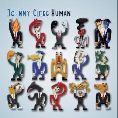 Johnny Clegg - Human (CD)