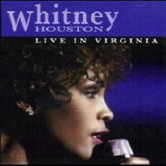 Whitney Houston - Live In Virginia (CD)