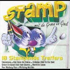 Stamp Met Die Groen En Goud - Various Artists (CD)