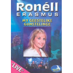 Ronell Erasmus - My Geestelike Gunstelinge (DVD)
