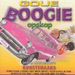 Goue Boogie Opskop - Goue Boogie Opskop (CD)