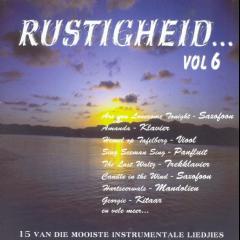 Rustigheid Vol. 6 - Various Artists (CD)