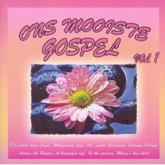 Ons Mooiste Gospel - Vol.1 - Various Artists (CD)