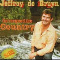 De Bruyn, Jeffrey - Onvergeetlike Country (CD)
