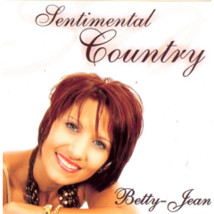 Betty- Jean - Sentimental Country (CD)
