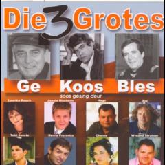 Die 3 Grotes - Various Artists (CD)