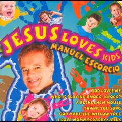 Escorcio, Manuel - Jesus Loves Kids (CD)