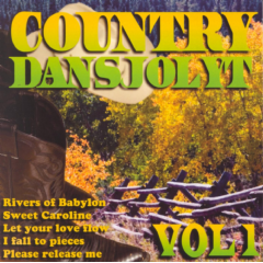 Country Dansjolyt - Vol.1 - Various Artists (CD)