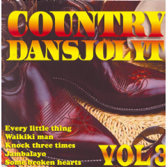 Country Dansjolyt - Vol.3 - Various Artists (CD)