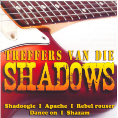 Treffers Van Die Shadows - Various Artists (CD)
