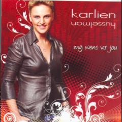 Husselman, Karlien - My Wens Vir Jou (CD)