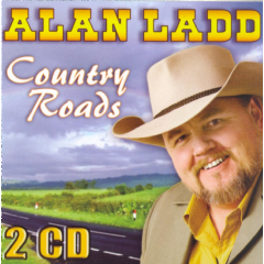 Ladd, Alan - Country Roads (CD)