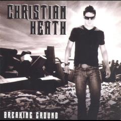 Heath, Christian - Breaking Ground (CD)