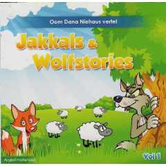 Niehaus, Dana - Jakkals En Wolf Stories (CD)