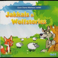 Jakkals En Wolf Stories