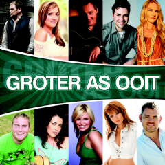 Groter As Ooit Afrikaanse Treffers - Various Artists (CD)