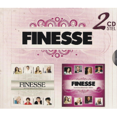 Finesse - Vols.1 & 2 - Various Artists (CD)