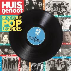 Huisgenoot se 20 Goue Pop Legendes - Various Artists (CD)